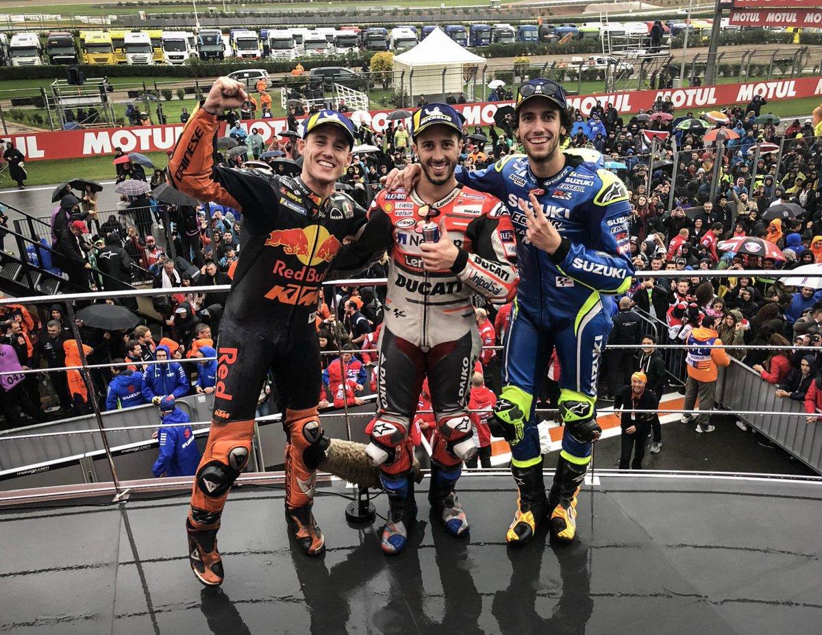 MOTO GP GRAND PRIX DE VALENCE 2018 - Page 3 Andre