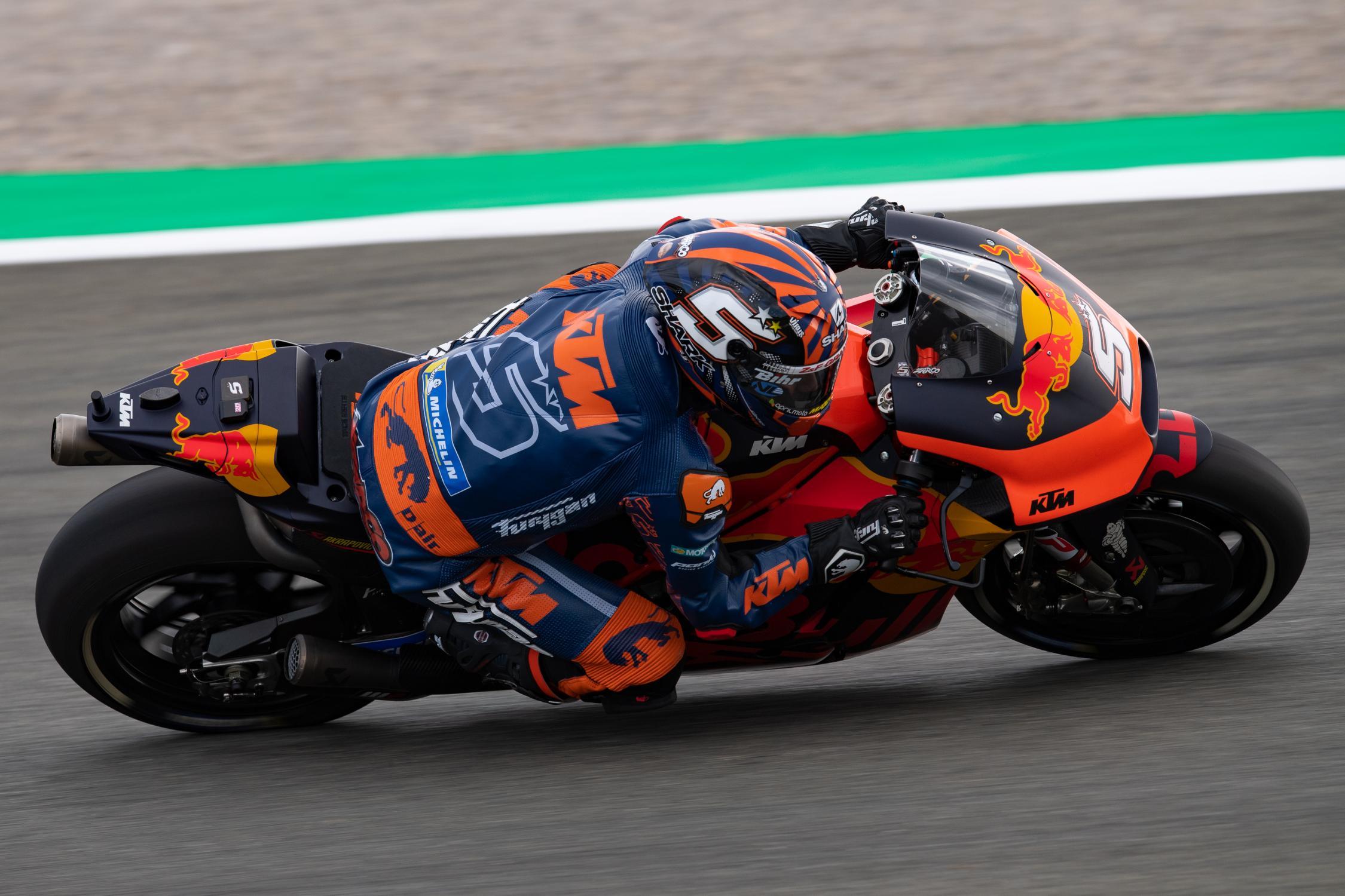 MOTO GP 2019 COMPÉTITIONS Johann-zarco-valenciatest-j2-motogp-2018