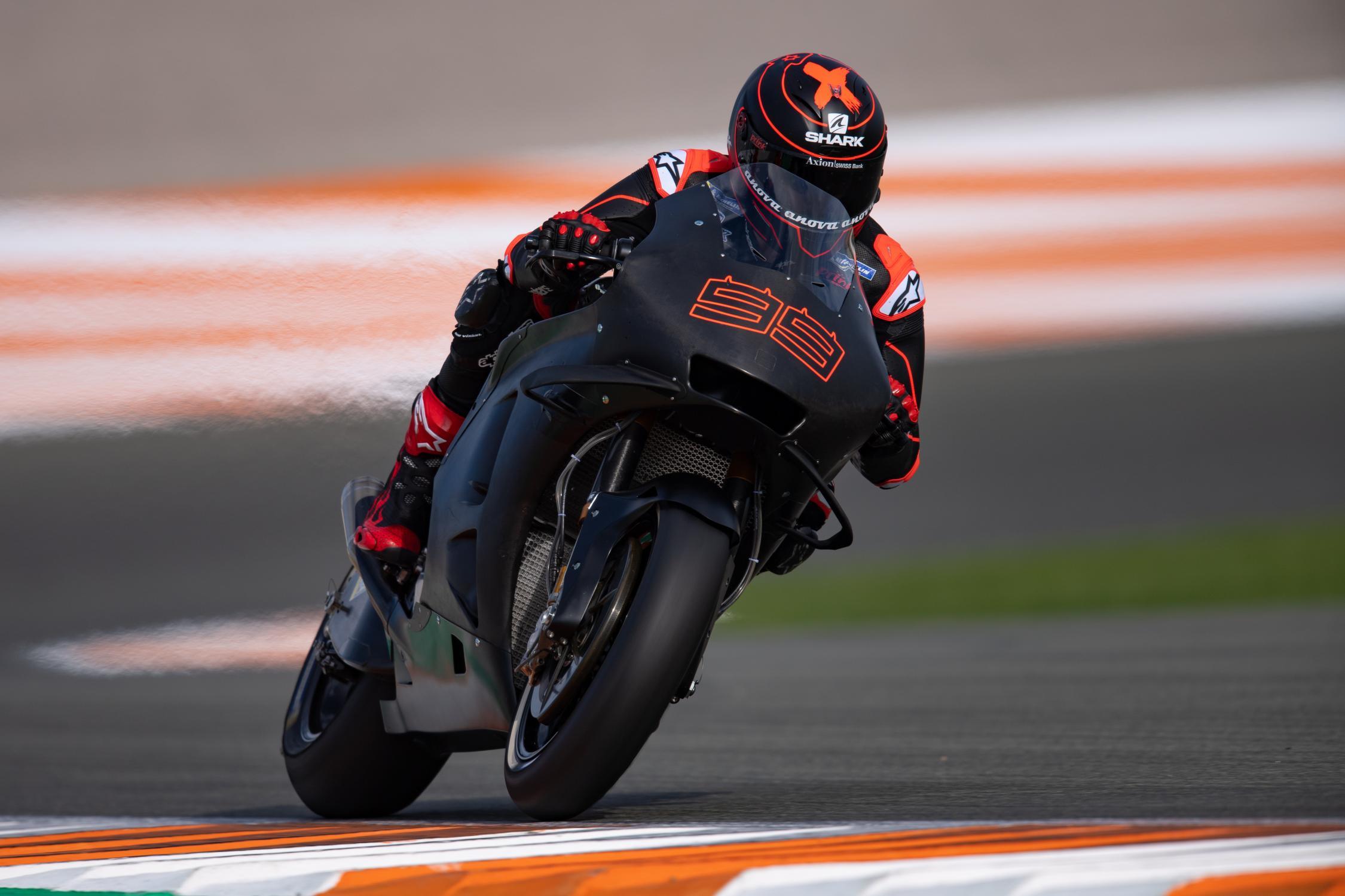 MOTO GP 2019 COMPÉTITIONS Jorge-lorenzo-valencia-test-j2-motogp-2018