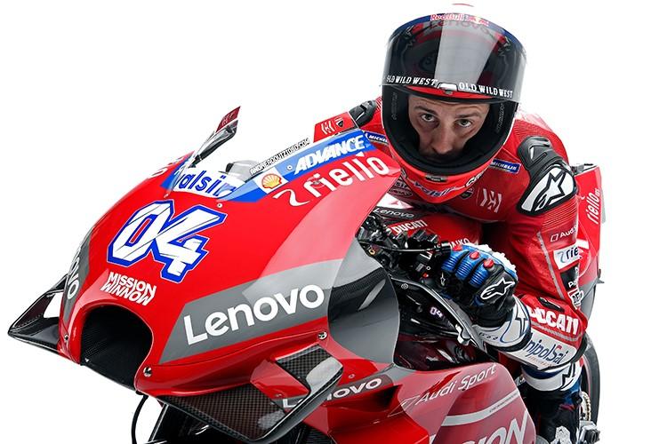 MOTO GP TESTS 2019 Dovizioso-janv-19