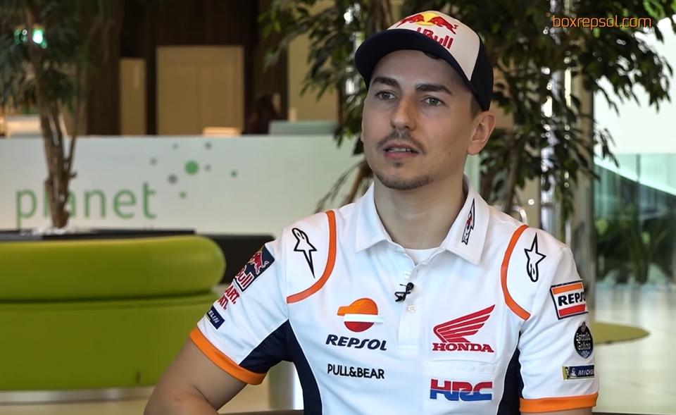 MOTO GP TESTS 2019 Jorge-lorenzo-interview-hiver-2019
