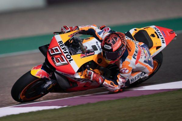 MOTO GP- Grand Prix du Qatar – Losail-10 mars 2019 Marc-Marquez-Losail-19-598x398