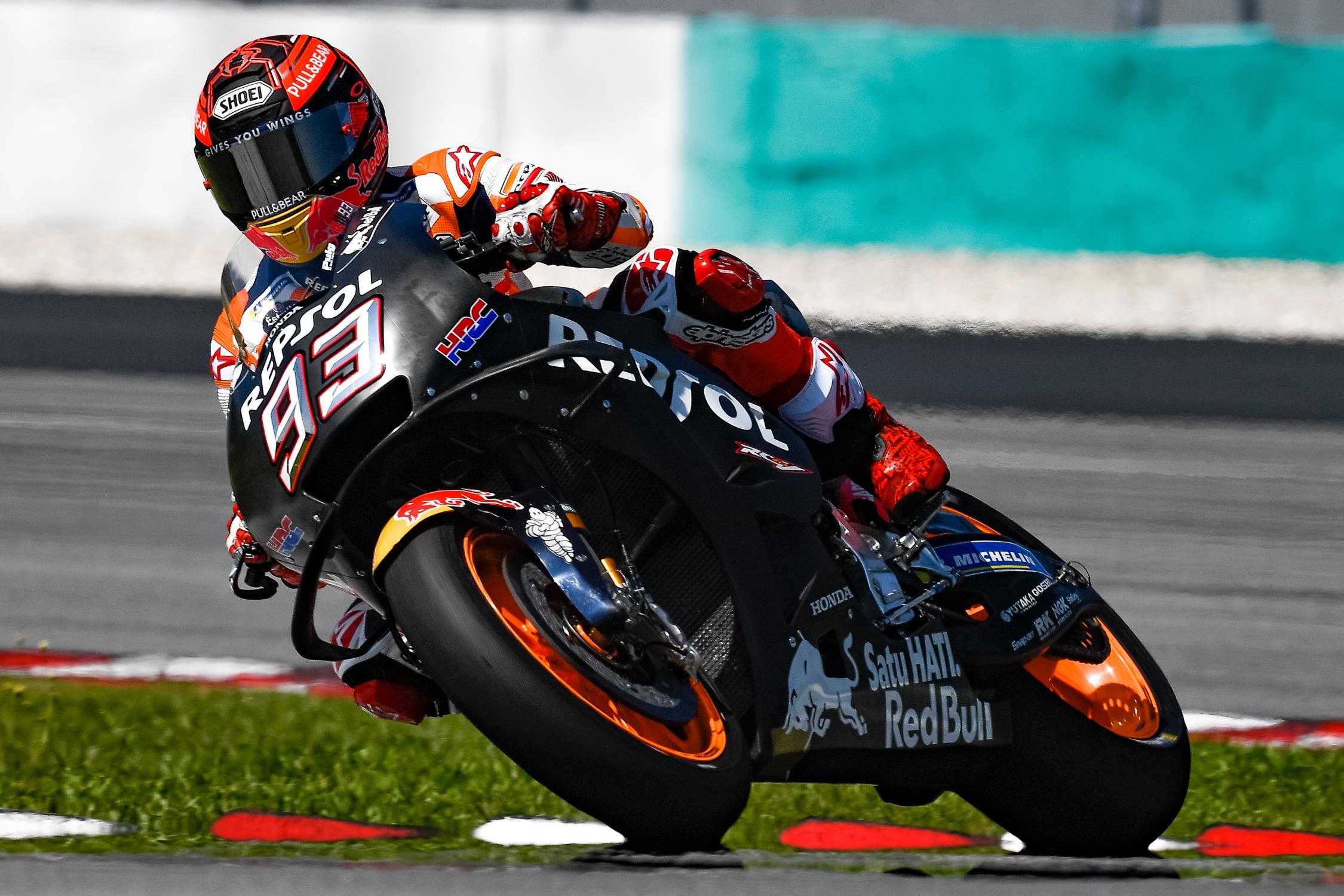MOTO GP TESTS 2019 - Page 2 Marc-marquez-sepang-test-motogp-j1-2019