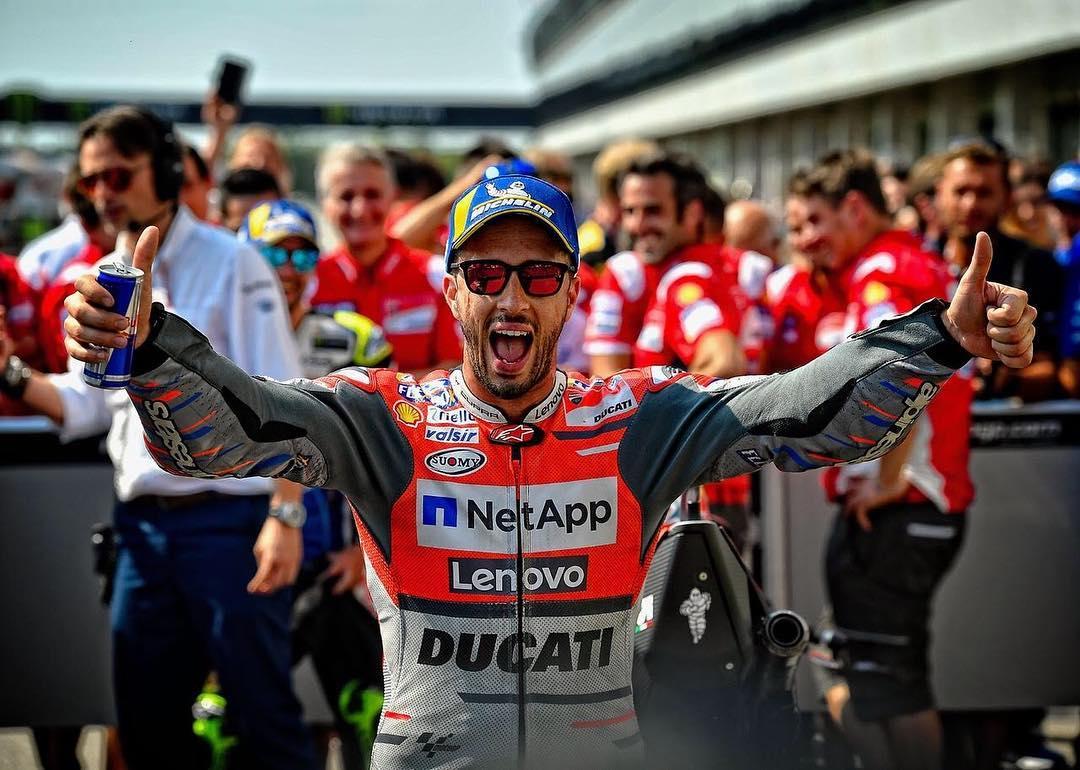 MOTO GP- GRAND PRIX D'ARGENTINE / Rio Hondo - 31/03/2019 Andrea-Dovizioso-mars-19
