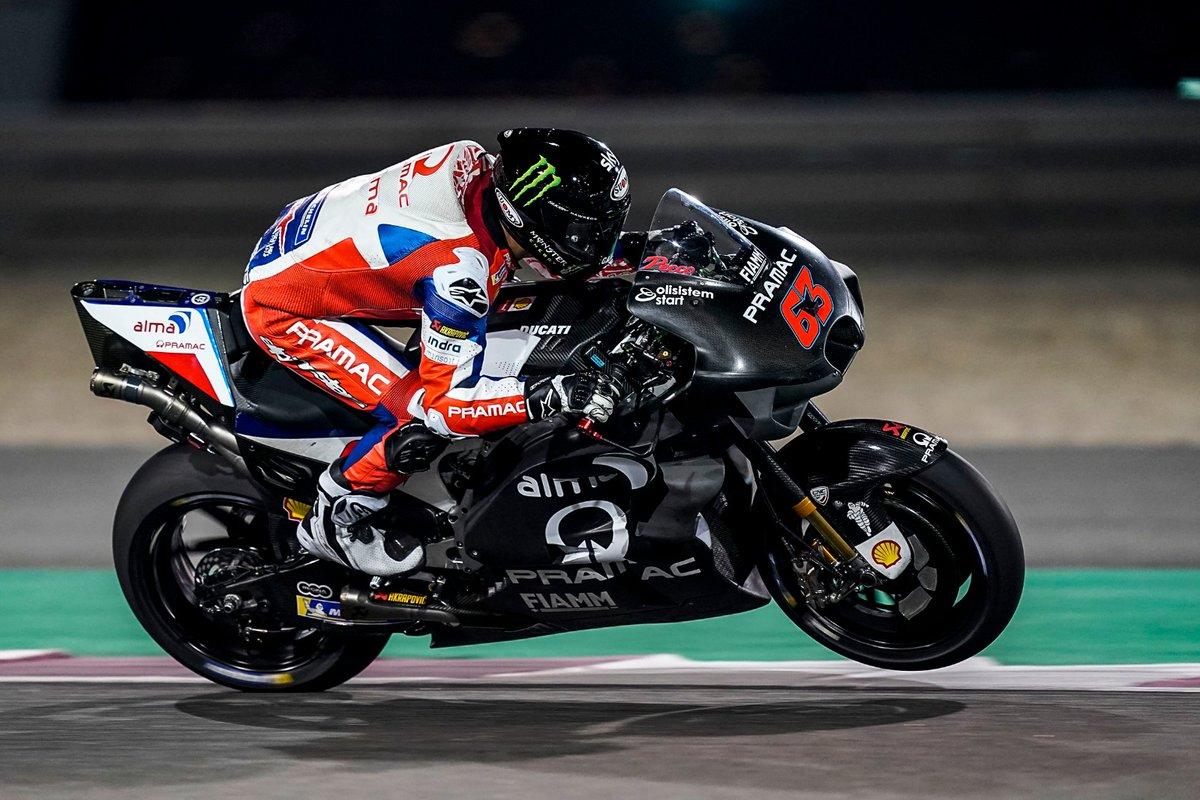 MOTO GP- Grand Prix du Qatar – Losail-10 mars 2019 Bagnaia-Losail-19