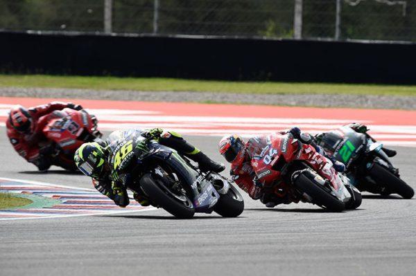 MOTO GP- GRAND PRIX D'ARGENTINE / Rio Hondo - 31/03/2019 - Page 2 Valentino-RoSSI--600x399