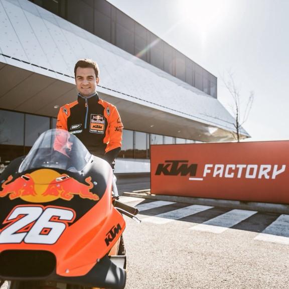 MOTO GP- Grand Prix du Qatar – Losail-10 mars 2019 Dani-pedrosa-ktm-racing-2019-1