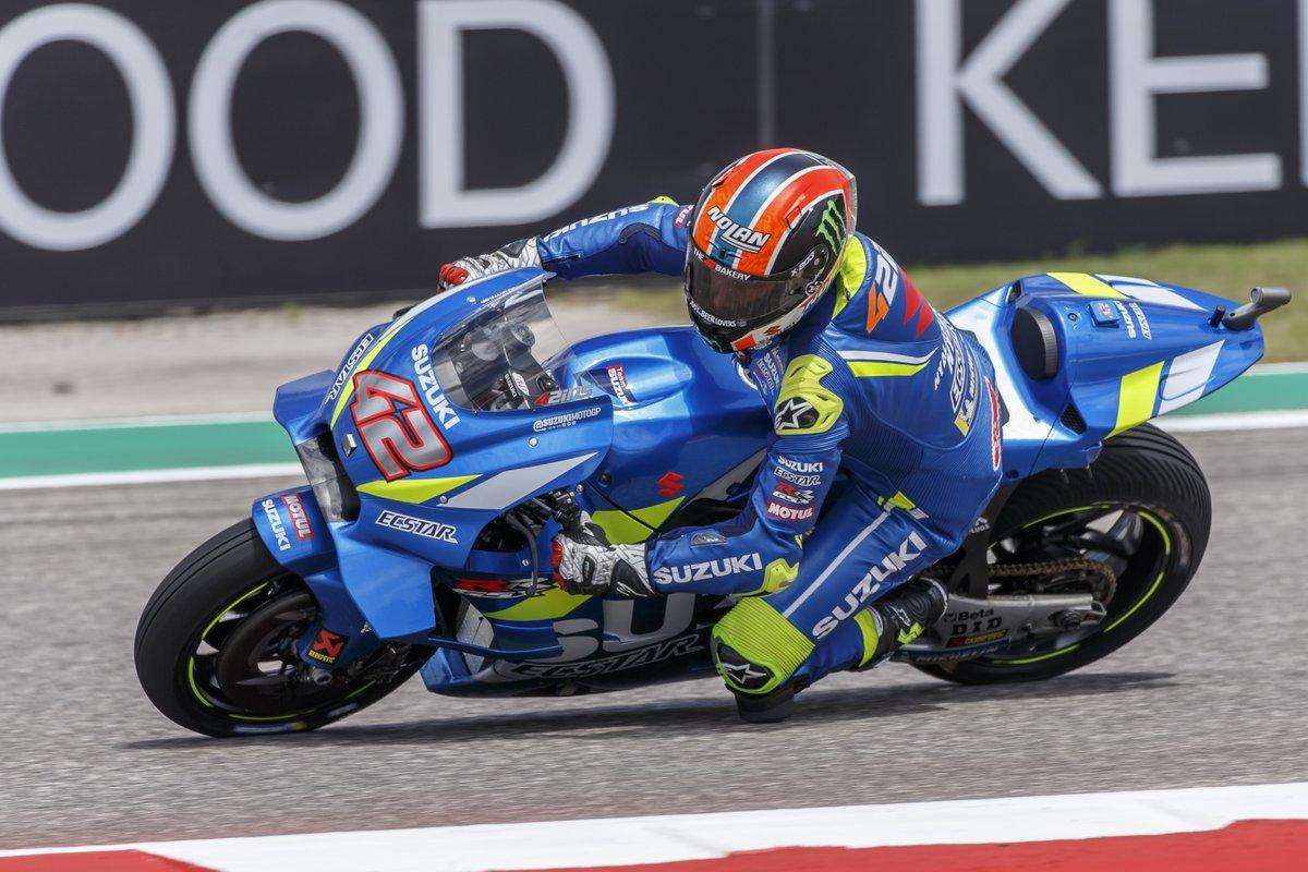 MotoGP - États-Unis - Circuit des Amériques, Austin-14 Avril 2019 - Page 2 Alex-Rins-Austin-19