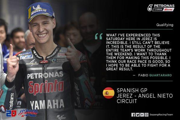 MOTO GP Grand Prix d'Espagne – Jerez  5 mai 2019  - Page 2 Fabio-quartararo-Jerez--597x398