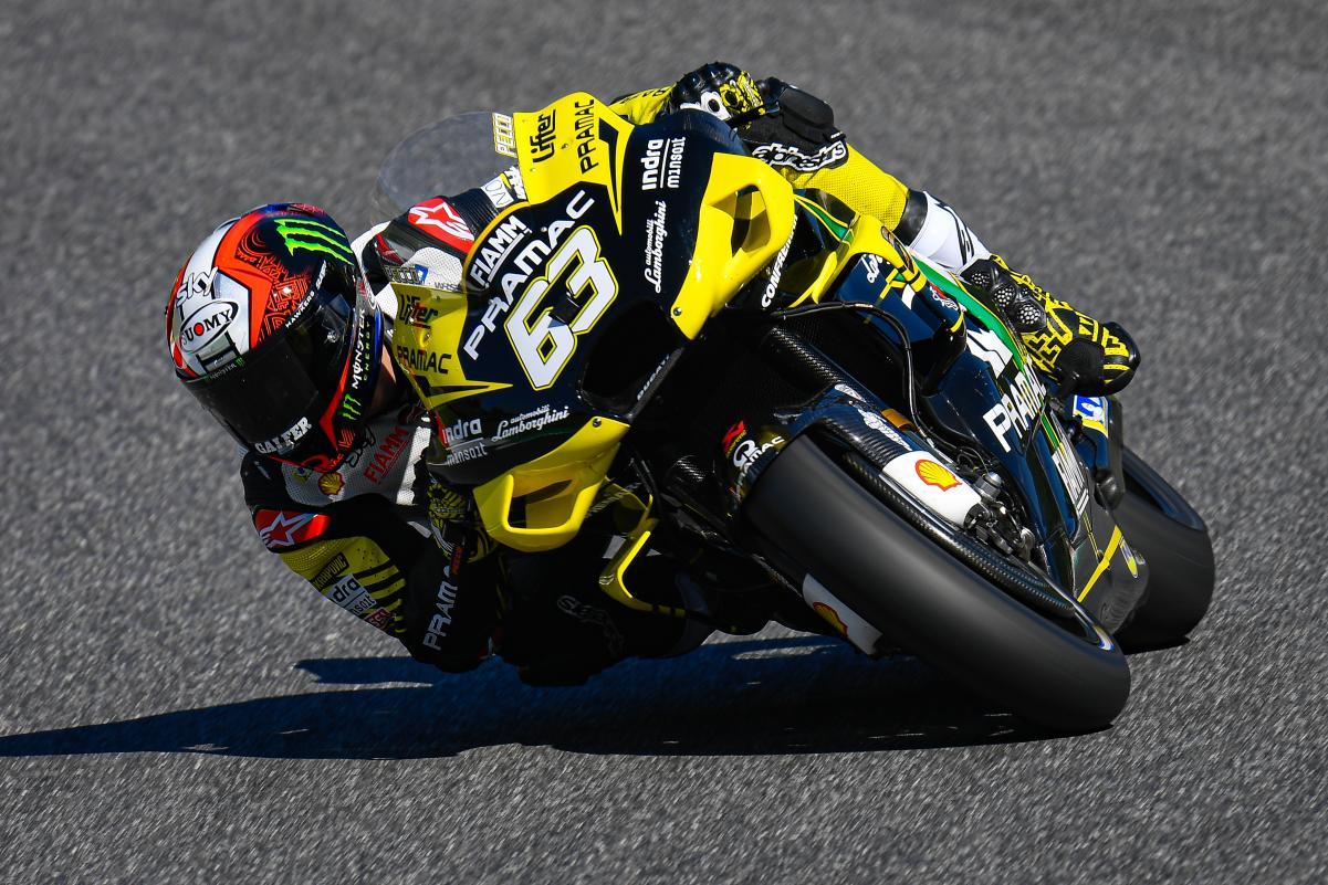 MOTO GP -GRAND PRIX D'ITALIE  MUGELLO DU 31 MAI AU 2 JUIN 2019 Francesco-bagnaia-mugello-j1-motogp-2019