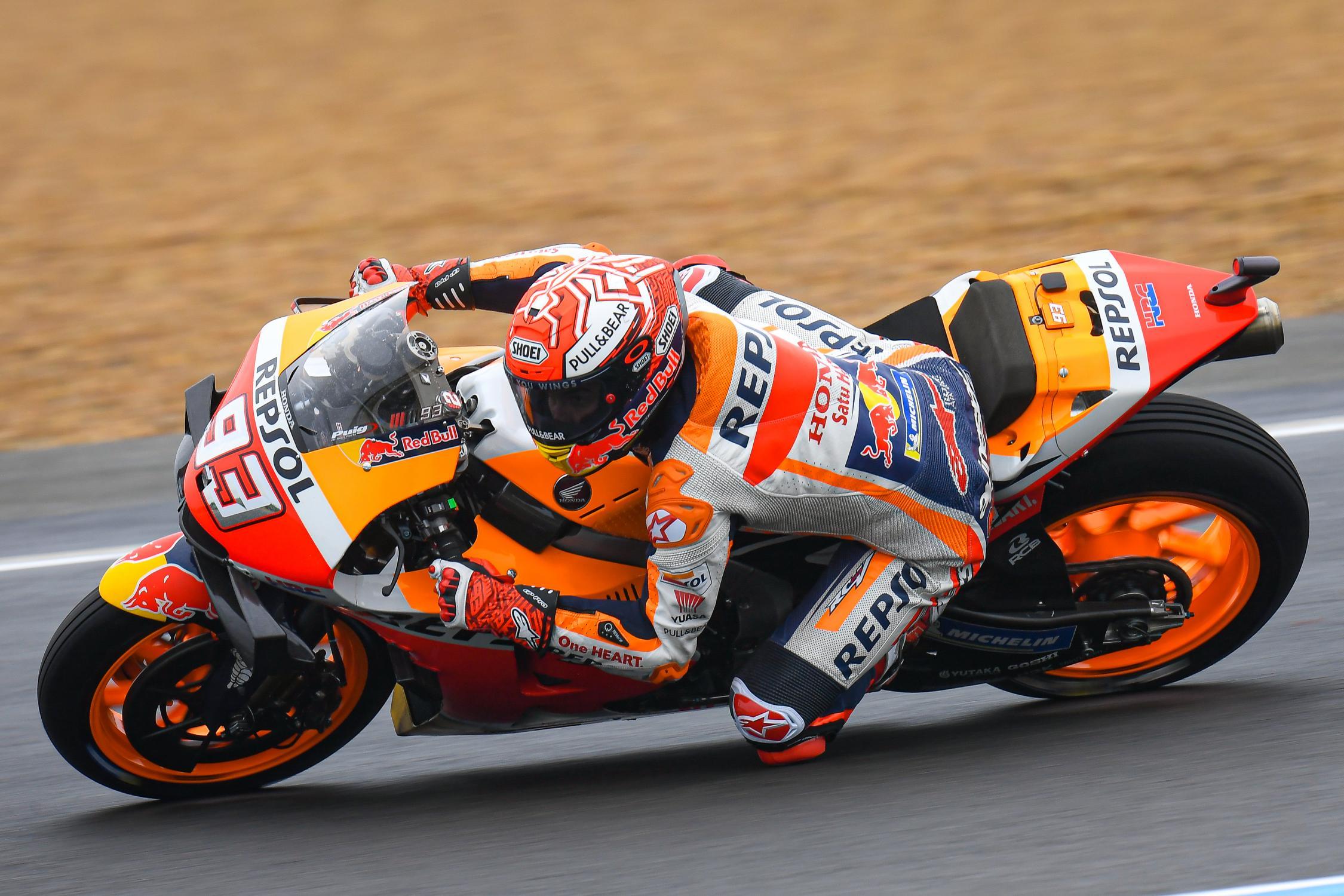 MOTO GP -GRAND PRIX DE FRANCE DU 17 AU 19 MAI 2019 - Page 2 Marc-marquez-le-mans-motogp-2019-samedi