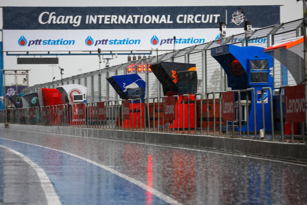 MOTO GP : GRAND PRIX DE THAÏLANDE DU 4 AU 6 OCTOBRE 2019 Buriram-box-pluie-thailande-motogp-2019