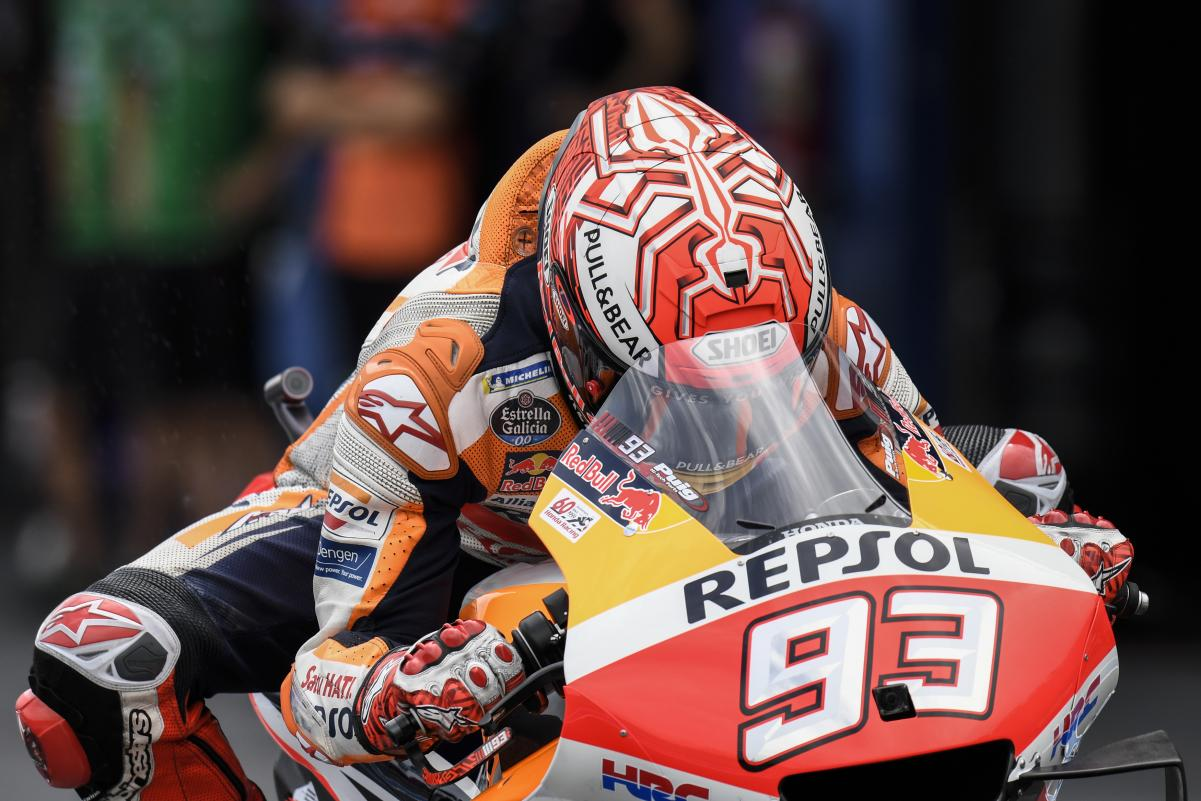 MOTO GP : GRAND PRIX DE THAÏLANDE DU 4 AU 6 OCTOBRE 2019 Marc-marquez-thailande-motogp-2019-1