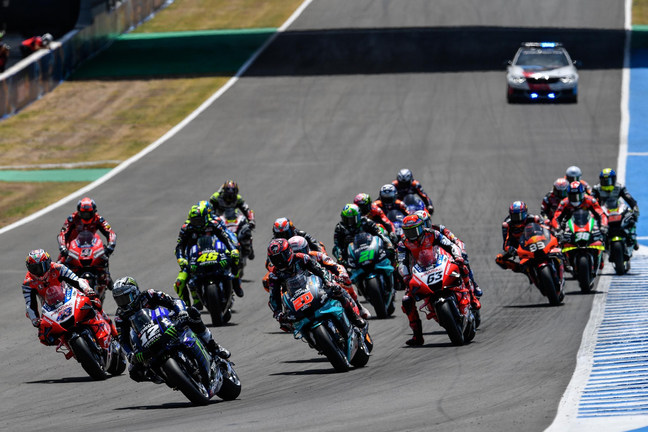 Calendrier Gp Moto 2021 Le calendrier MotoGP 2021 devrait sortir en octobre (Westacott