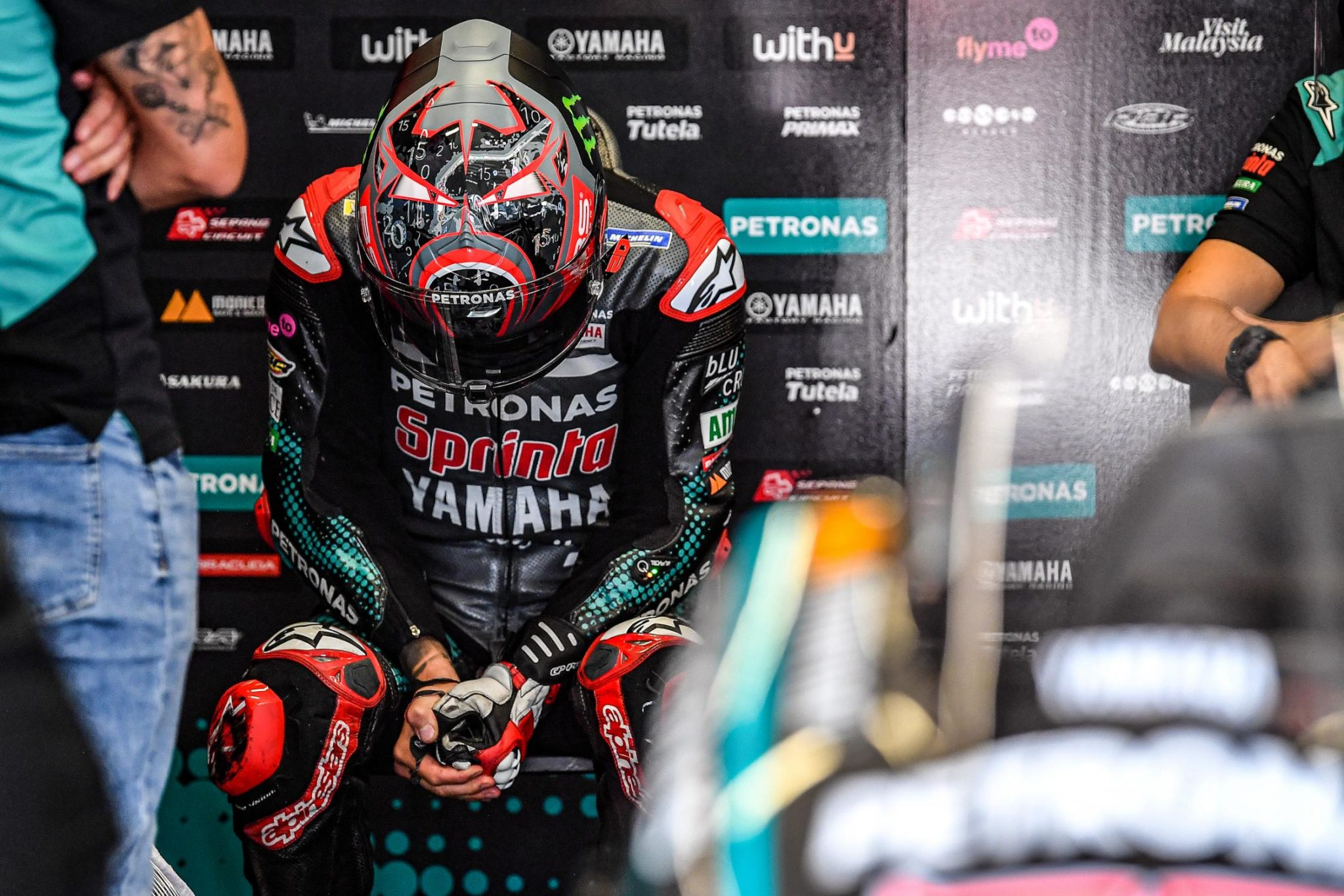 Moto. Quartararo à quitte ou double au Grand Prix de Saint-Marin