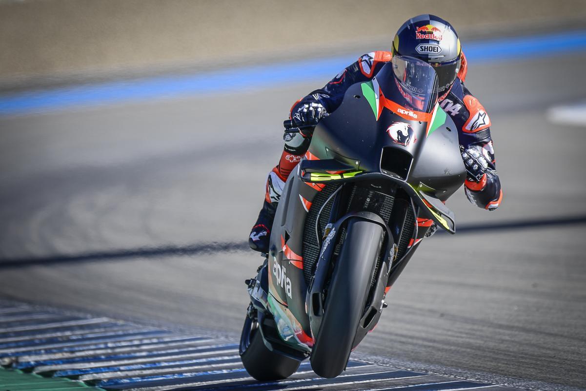 MOTO Grand Prix 888 du Portugal 2021 Andrea-dovizioso-aprilia-test-motogp-jerez-2021