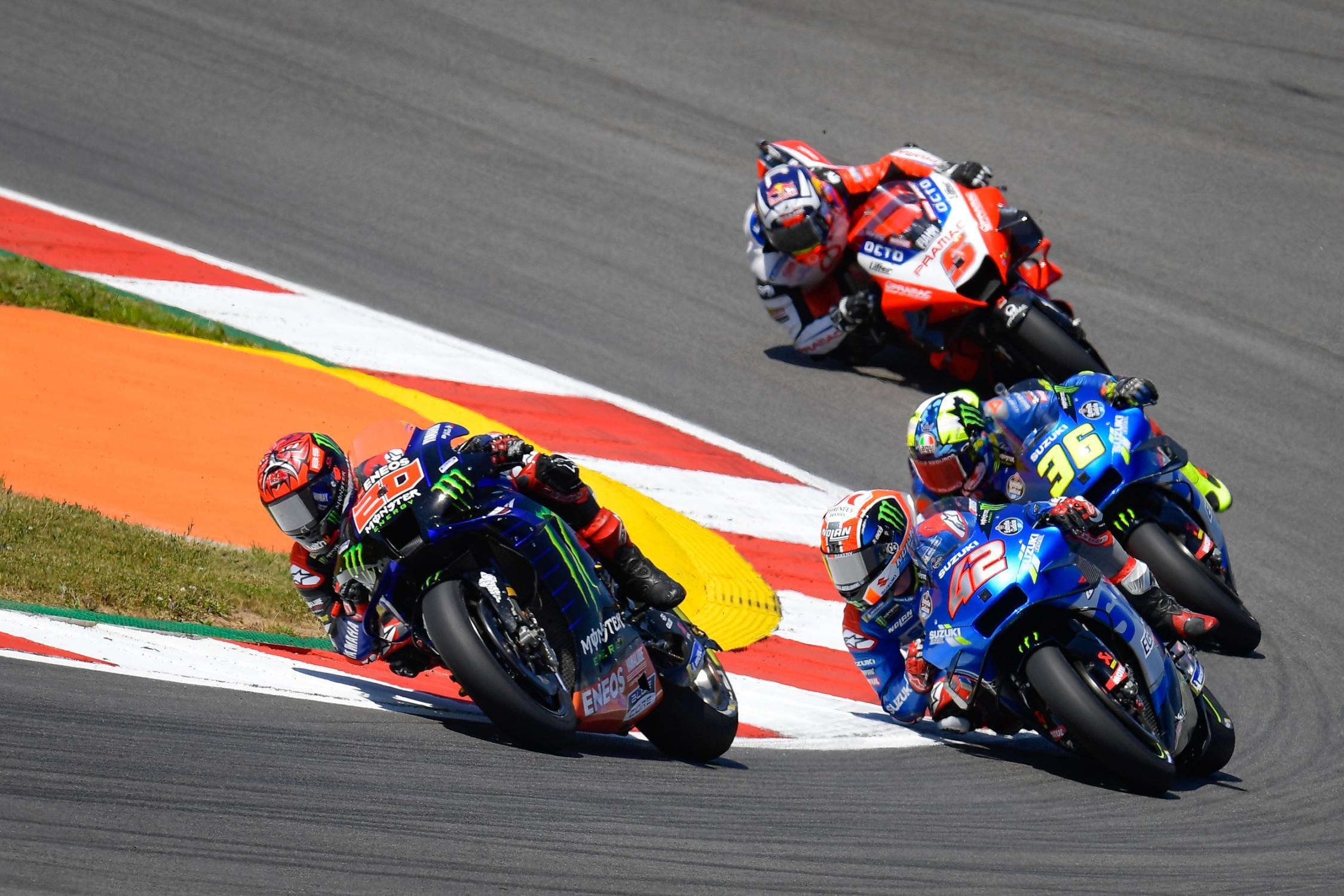 Calendrier Piste Moto 2022 Calendrier : Les rotations Espagne/Portugal bientôt en MotoGP – GP