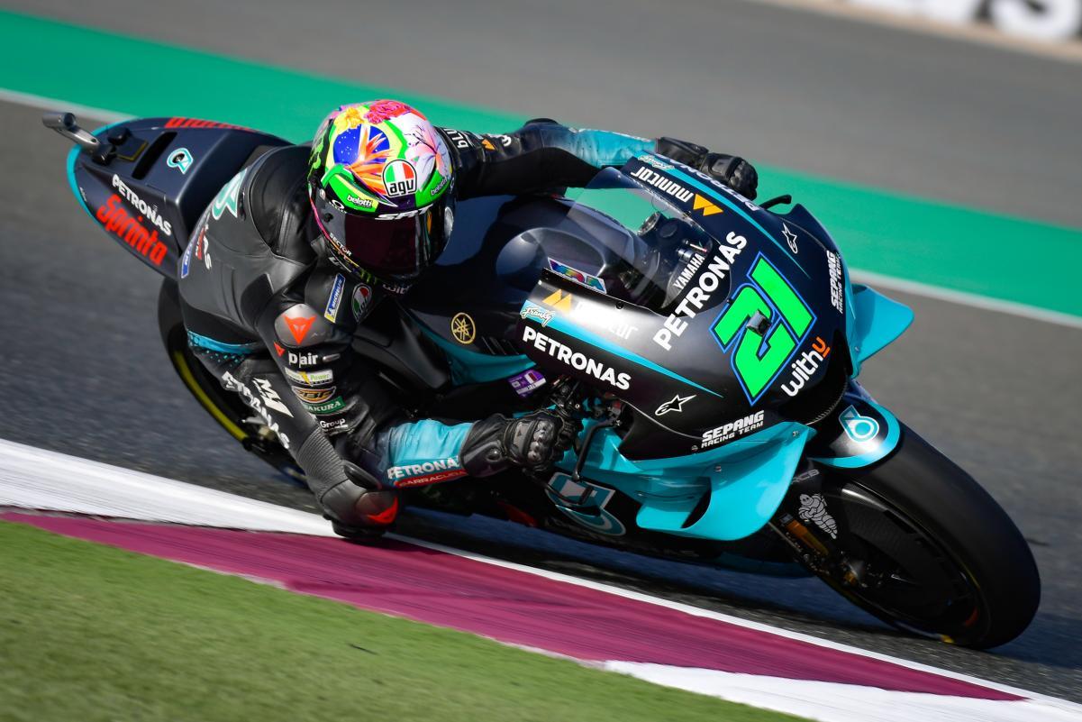 MOTO Grand Prix 888 du Portugal 2021 Franco-morbidelli-losail-qatar-motogp-2021-1