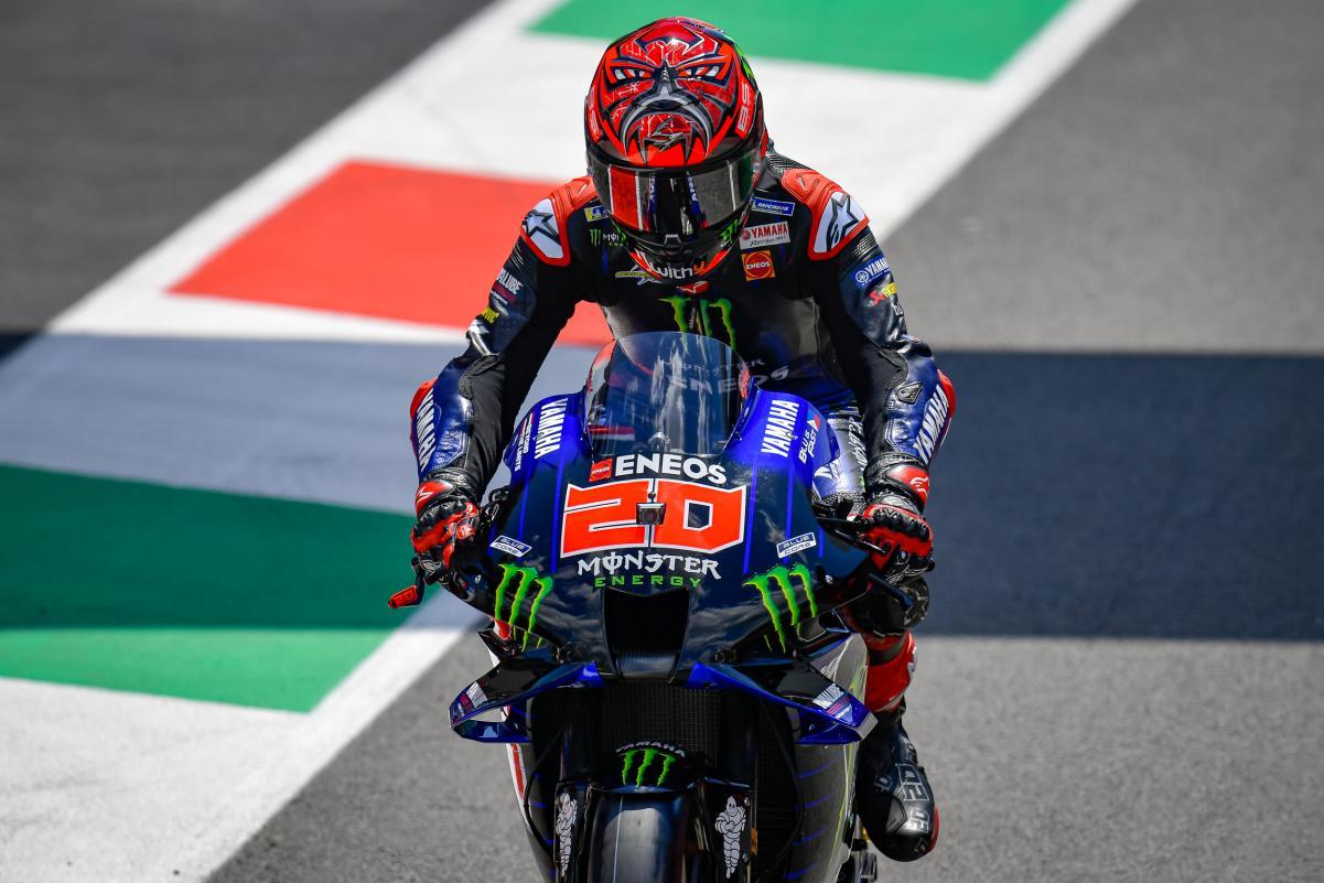 MOTO GRAND PRIX D' ITALIE Fabio-quartararo-mugello-motogp-2021-2