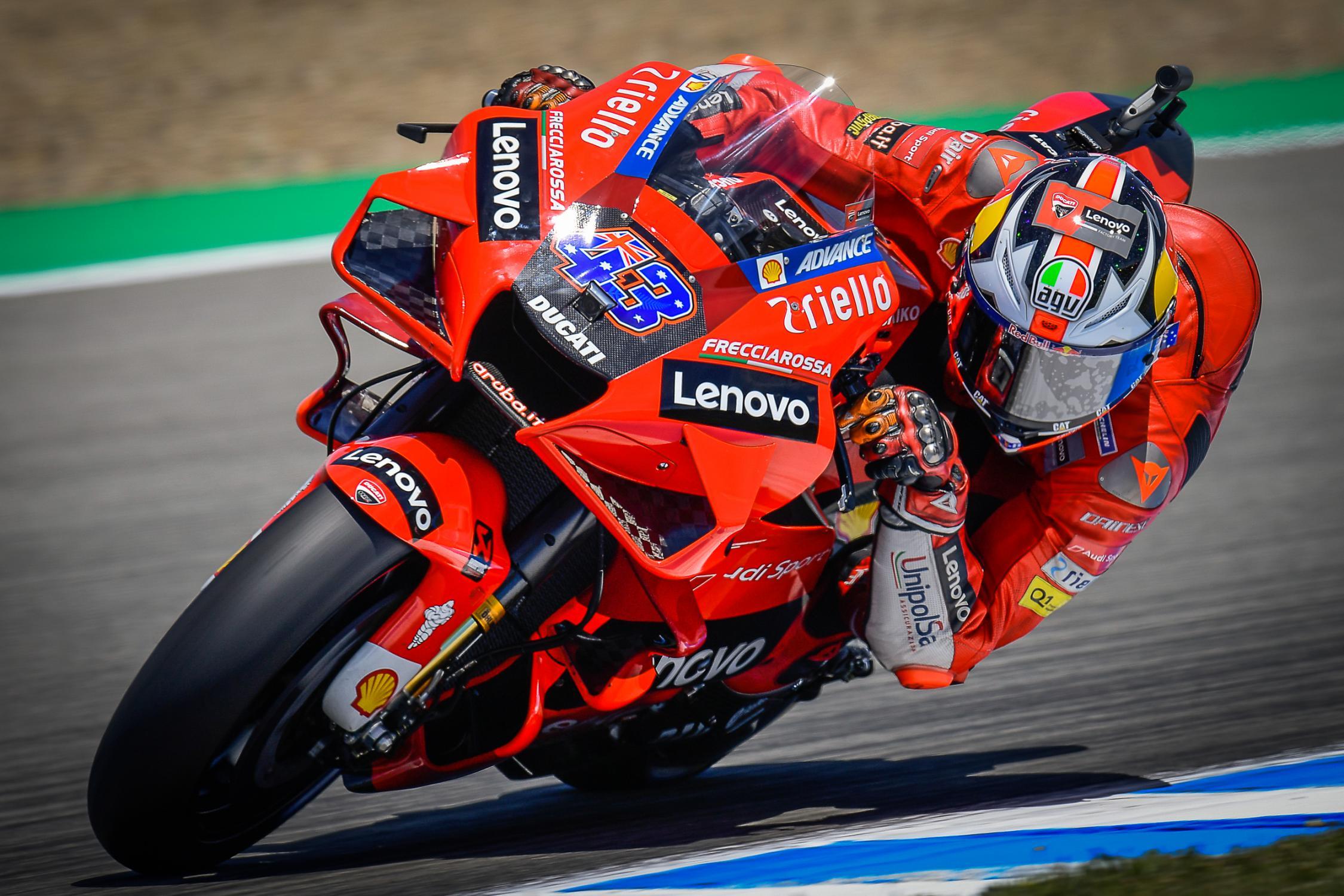 MOTO GP GRAND PRIX D'ESPAGNE 2021 - Page 2 Jack-miller-jerez-motogp-2021